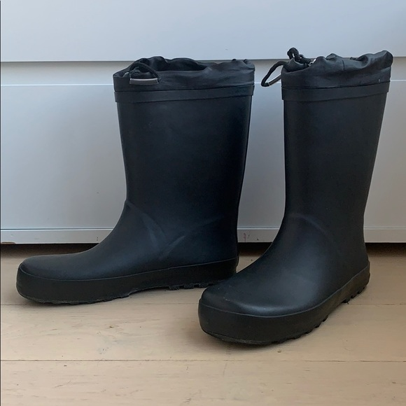 Other - EUC Rubber rain boots